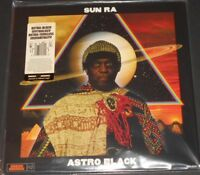 SUN RA astro black USA LP new LIMITED EDITION red vinyl RECORD STORE DAY 2018