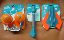 New listing ChuckIt Hydro Squeeze Duo Tug Dog Toy ~ Ultra Wing ~ Ultra Dart ~ Lot of 3 toys