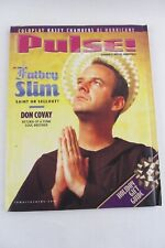 PULSE Magazine 2000 - Coldplay Kasey Chambers DJ Hurricane Fatboy Slim Don Covay