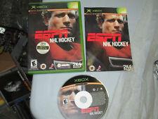 ESPN NHL 2K5 Xbox Microsoft Hockey Game Complete CIB VERY Fast Ship World!!!