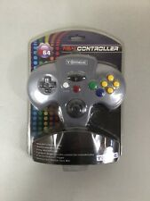 Tomee N64 Controller New in Package nib Gray