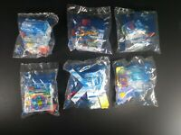 McDonald's Toy Story 4 Happy Meal Toys LOT OF 6 (#3, #5, #6, #8, #9, #10) New