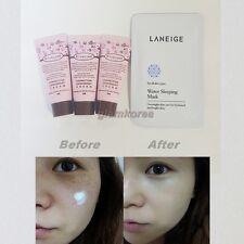 3pcs 5ml Rivecowe CC Cream + Laneige Water Sleeping Mask 1 pcs Makeup Base BB 11