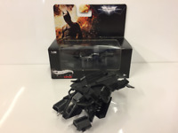 Hot Wheels Elite One The Bat Batman The Dark Knight Scale 1:50