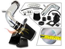 Black Cold Shield Air Intake Kitfilter For 2011 2019 Explorer 35l V6 Non Turbo