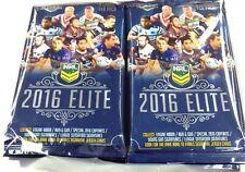 2016 TLA NRL ELITE TRADING CARD LOOSE PACKS UNIT OF 24 SEALED PACKS-LIMIT STOCK