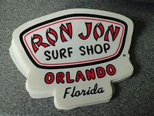 PERFETTO PER FURGONE O Board NUOVO RON Jon Surf Shop Adesivo