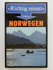 Dumont Richtig Reisen Norwegen Reinhold Dey