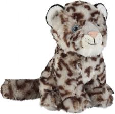 Ravensden Plush Snow Leopard 18Cm - Fr002Sl Soft Toy Cute Fluffy Cuddly Cat Wild