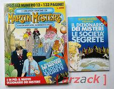 MARTIN MYSTERE SPECIALE N 12 con albetto Bonelli IL DIZIONARIO DEI MISTERI 1995