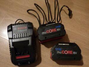 Bosch ProCore Starter Set 18V 5,5Ah