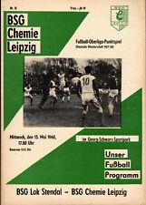 OL 67/68 BSG Chemie Leipzig - BSG Lok Stendal, 15.05.1968