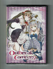 Outbreak Company: Complete Collection (DVD, 2015, 3-Disc Set)