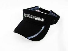 System of a Down Embroidered Logo Visor Adjustable Osfa Nos Oop