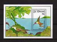 16088) st Vincent 1992 MNH S/S Birds - Birds