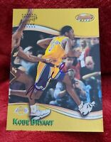 BEAUTIFUL 1999 Bowman's Best KOBE BRYANT #A1 On Card Auto Signed Lakers HOF FOIL