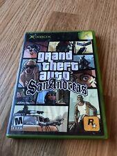 Grand Theft Auto: San Andreas (Microsoft Xbox, 2005) H3