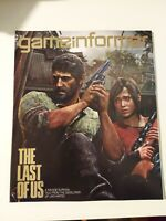 Game Informer Magazine - The Last Of Us Cover Issue 227 March 2012