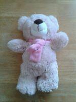 Teddy plush
