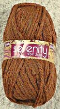 Wendy Serenity Super Chunky Knitting Wool Yarn Bronze 1722 - per 100g Ball