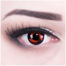 "Coloured Contact Carnival Lenses ""Eternal Kakashi"" Naruto Cosplay + Free Case"