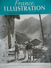 France Illustration n°97- 1947 : Vacances en haute montagne