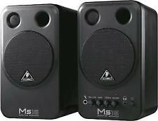 Behringer Ms16 Professional Home Studio Active Monitor Speakers ZB152 Pair