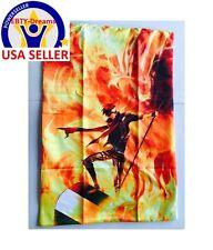 D. Gray-man Anime Lavi Bookman Exorcist Fire Stamp Queen Dakimakura Pillow Case