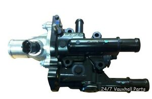 VAUXHALL SIGNUM COMPLETE THERMOSTAT WITH PLASTIC HOUSING 1.8 Z18XER 55577073
