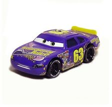 Disney Pixar Movie Cars Diecast Vehicle Piston Cup # 63 Transberry Juice Toy