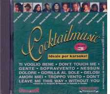 Cocktail Music Basi Musicali Karaoke Jovanotti Grandi Dalla Cd Sealed Sigillato