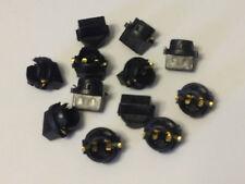 12x For Geo 194 Instrument Panel Cluster Light Bulb Lamp Dashboard Sockets Plug