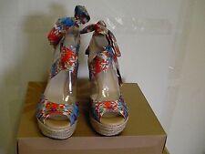 Women's UGG AUSTRALIA LUCIANNA Shoes WEDGE PLATFORM size 10