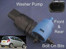 Peugeot 308 1.6 HDi Genuine Febi Windscreen Washer Pump