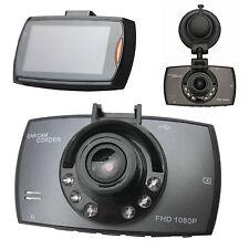 1080P HD Car DVR G-sensor Vehicle Video Camera Recorder Dash Cam Night Vision