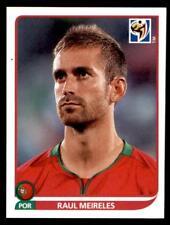 Panini World Cup 2010 - Raul Meireles Portugal No. 553