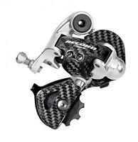 NOS Campagnolo RECORD 10 Speed Rear Derailleur MEDIUM CAGE RD4-REXM NIB MINT