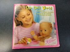 Zapf Creation Toy Catalog 2003 Our Doll World 87 Pages