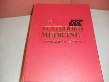 Single Vol. Cecil Textbook of Medicine 16th Edi.1982 by Wyngaarden & Smith
