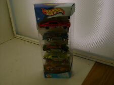 2002 HOT WHEELS 5 CAR SMASHVILLE GIFT PACK SUPER PAQUETE COFFRET NEW MIB