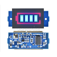 Digital Display 12.6V 3S Lithium Battery Capacity Power Indicator Tester Module