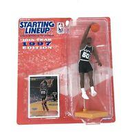 David Robinson Starting Lineup San Antonio Spurs NBA Kenner Figurine Card 1997
