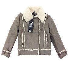 Cappotti e giacche impermeabile in pile per bambine dai 2 ai 16 anni