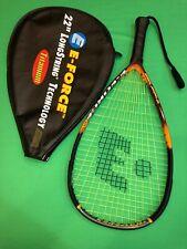 E-Force Titanium Rebellion 22� LongString Technology 225gm Racquetball Racquet