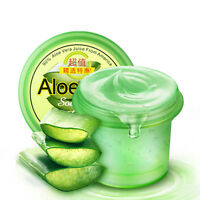 Soothing & Moisture Aloe Vera 90% Soothing Gel Face Cream For Repair After Sun