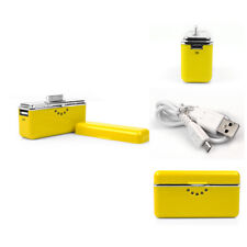 2800MAH EXTERNAL YELLOW BATTERY POWER CHARGER USB IPHONE 4S 4 3GS IPOD CLASSIC