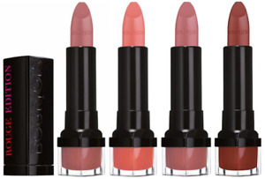 BOURJOIS ROUGE EDITION LIPSTICK PLEASE CHOOSE YOUR SHADE NEW
