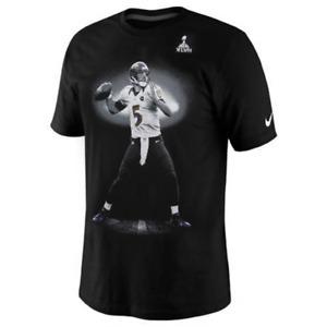 Baltimore Ravens Nike Super Bowl XLVII Joe Flacco T-Shirt