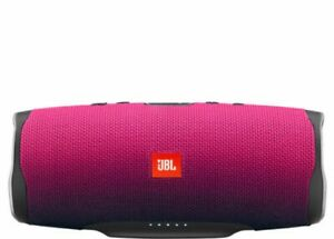 JBL Charge 4 Waterproof Portable Bluetooth Speaker - Magenta