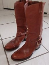 443f4a92cbd22 Ralph Lauren Collection Leather Mid-Calf Boots for Women for sale | eBay